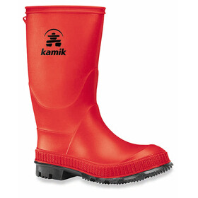 Kamik Stomp Rubber Boots Children red